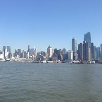 Photo taken at NY Waterway Ferry Terminal Port Imperial by Татьяна Л. on 2/15/2013