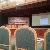 Photo taken at Saleh bin Saleh Social Center by Thani A. on 3/10/2014