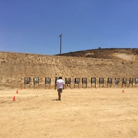 Photo taken at San Bernardino Sheriff Training by Light Skinned Keith Sweat on 7/11/2014