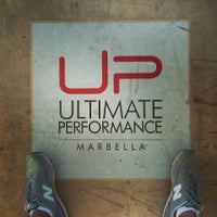 Photo taken at ULTIMATE performance by Dmitry Y. on 7/24/2014