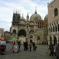 Photo taken at St Mark's Basilica by Nat *. on 1/12/2013