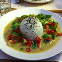 Photo taken at wagamama by Julia A. on 1/11/2013
