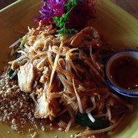Photo taken at Yupha's Thai Kitchen by Casper H. on 9/13/2013