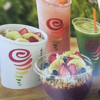 Photo taken at Jamba Juice Bell Towne Plaza by Casper H. on 4/24/2016