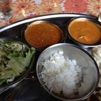 Photo taken at GANESHA Restaurant by Takashi I. on 3/2/2013