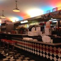 Photo taken at Fleetwood Diner by Latisha J. on 12/2/2012