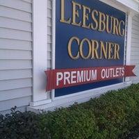 Photo taken at Leesburg Corner Premium Outlets by Natalya P. on 9/1/2013
