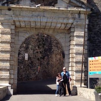Photo taken at Citadelle de Corte by Etienne C. on 4/11/2016