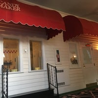 Photo taken at The Candy Maker at The Greenbrier by Patrik S. on 6/4/2017
