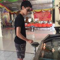 Photo taken at วัดธรรมปัญญา by Chotpong P. on 4/14/2015