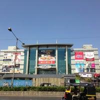 Photo taken at Infiniti Mall by Mehvish S. on 3/31/2013