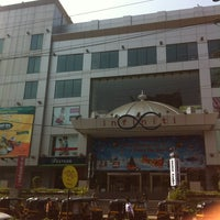 Photo taken at Infiniti Mall by Mehvish S. on 1/1/2013
