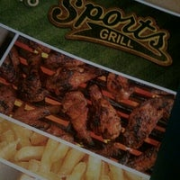 Photo taken at Sports Grill by Christopher J. on 4/27/2012