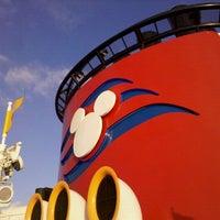 Photo taken at Disney Dream by Todd E. on 12/15/2011
