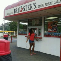 Photo taken at Bruster's Ice Cream by Camille D. on 5/12/2012