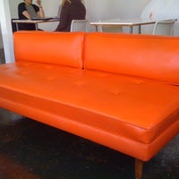 Photo taken at The Orange Couch by RayMo on 9/20/2011