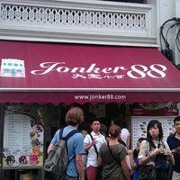 Photo taken at Jonker 88 by Jon R. on 8/21/2012