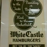 Photo taken at White Castle by Nido B. on 12/30/2011