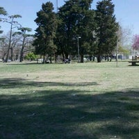 Photo taken at Parque Urquiza by Coty S. on 10/3/2011