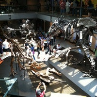 Photo taken at Dinosaur Hall by Holiday Inn Express Hotel & Suites H. on 7/24/2011