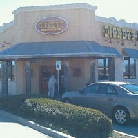 Photo taken at Dickey's BBQ by Doug C. on 2/13/2011