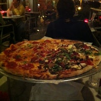 Photo taken at Andiamo! Brick Oven Pizza by Francisco S. on 10/1/2011
