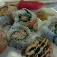 Photo taken at Sakura Japanese Buffet by Jenny M. on 3/26/2012