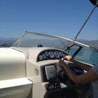 Photo taken at D-Marine Fethiye by Tasha on 6/29/2012
