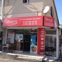 Das Foto wurde bei Alkan Et ve Mangal Salonu von Ahmet A. am 11/10/2013 aufgenommen
