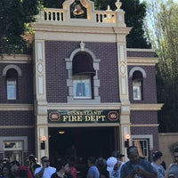Photo taken at Disneyland Fire Department No. 1 by Duane W. on 5/21/2017