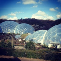Photo taken at The Eden Project by Matt R. on 2/17/2013