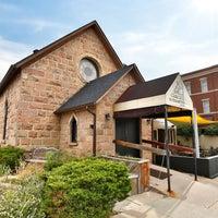 Photo taken at The Old Stone Church Restaraunt by The Old Stone Church Restaraunt on 7/22/2016