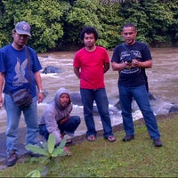 Photo taken at Caldera Rafting and Outbond by Umar Y. on 12/10/2013