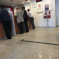 Photo taken at Akbank Ağrı Şubesi by Nuh A. on 8/23/2016