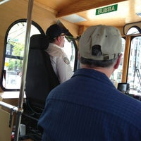 Photo taken at Old Town Trolley Tours of Boston by Ava B. on 5/12/2014