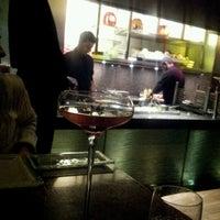 Photo taken at Amaya Restaurant by Patricia M. on 11/3/2012