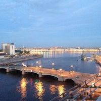 Photo taken at Москва City by Alex M. on 5/20/2013