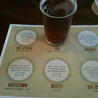 Photo taken at Osgood Brewing by Keith S. on 9/6/2013