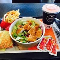 Photo taken at McDonald's by Jake J. on 11/28/2015
