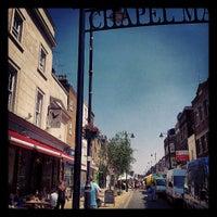 Photo taken at Chapel Market by Jeroen v. on 7/7/2013