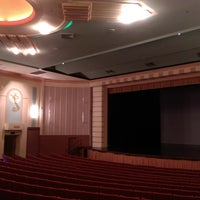 Photo taken at Napier Municipal Theatre by Francis P. on 11/18/2016