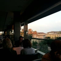 Photo taken at Globe Restaurant & Lounge Bar by Pepe on 6/19/2013