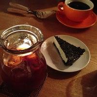 Photo taken at Cafe B by Minsub K. on 1/23/2013