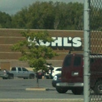 Photo taken at Kohl's Linden by Peggy B. on 9/21/2012