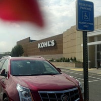 Photo taken at Kohl's Linden by Peggy B. on 9/27/2012