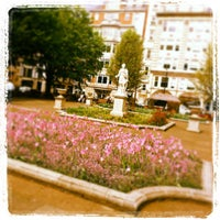 Photo taken at Golden Square by Daryl B. on 5/15/2013