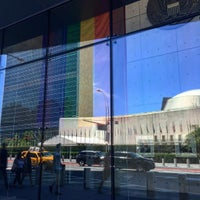 Photo taken at United States Mission to the United Nations by Katya P. on 6/18/2016