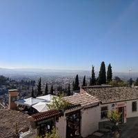 Photo taken at Mirador de San Nicolás by Dany S. on 11/14/2017