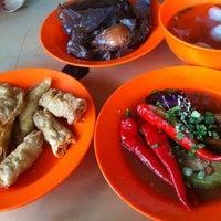 Photo taken at Segambut Yong Tow Foo by John L. on 9/29/2012