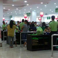 Photo taken at Gaisano Supermarket by Ness G. on 7/3/2016